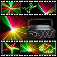 Disco 700MW RGY Stage Laser Light Show