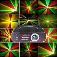300mw Rgy Club Laser Light Equipment