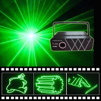 100-1000mw Green Animation Laser Light