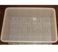 Plastic Beer Basket Mould