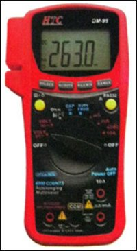 Digital Multimeter Dm-98