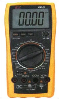 Digital Multimeter Dm-56