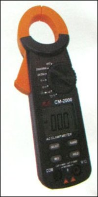 Ac/Dc 2000a Clamp Meter