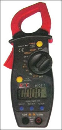 Ac/Dc Clamp Meter