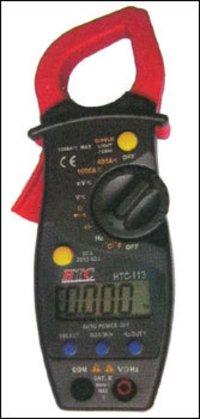 Ac/Dc Clamp Meter