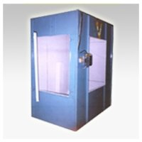 Powder Coating Batch Type Booth
