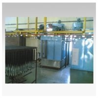 Liquid Coating Booths