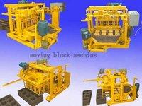 Qt40-3a Moving Brick Machine