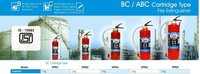 Class B & C Fire Extinguishers