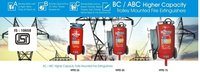 Class B & C Mobile Fire Extinguishers