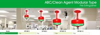 Abc / Clean Agent Modular Type Fire Extinguisher