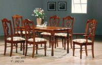 Grand Family Dining Set 6 Seater