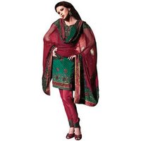 Ladies Georgette Suit