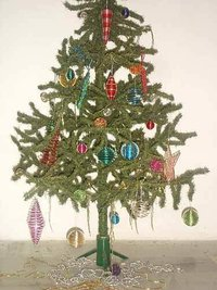 Tinsel Ornaments