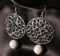 Elegant Costume Earrings