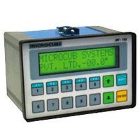 Man/ Machine Interface With Lcd Display