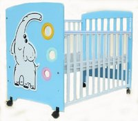 Baby Cot JF412
