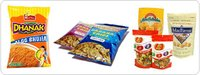 Snacks Food Packaging Pouches