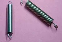 Industrial Extension Springs
