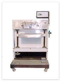 Pneumatic Type Sealing Machine