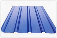 Color Corrugated Steel Sheet