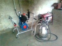 Floor Mounted Milk Machinery