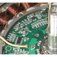 Hub Motor And Motor Drive