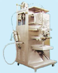 Fully Automatic Mechanically Operated Vertical Form Fill And Seal Machine