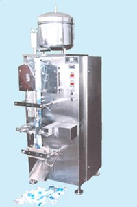 Fully Automatic Mechanically Operated Vertical Pouch Form, Fill And Seal Machine