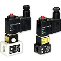 Miniature Solenoid Electrically Actuated Valves