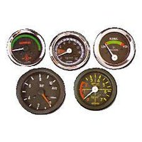 Mechanical Air Pressure Gauges