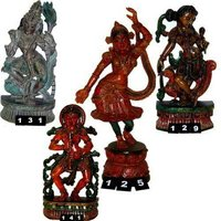 Dancing God Statues