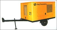 Portable Single Screw Compressors