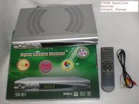 FTA DVB-S Satellite Receiver Star sat SR-B1(new)