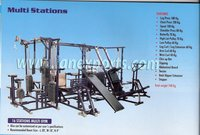 16 Station Multi Gym Equipments