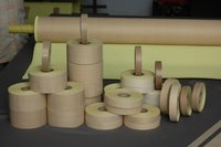 Ptfe Coated Fiber Glass Adhesive Tapes/Fabrics