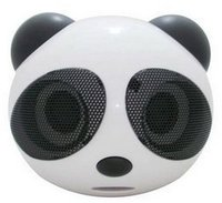 Panda USB And SD Card Mini Speaker
