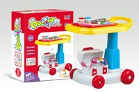 Doctor Medical Trolley Set
