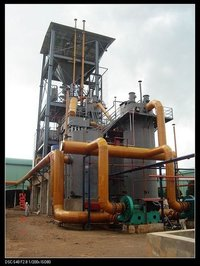 Coal Gasifier Plant
