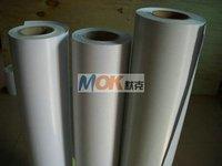 Solvent White Glossy PVC Vinyl