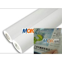 Transparent Pvc Sticker