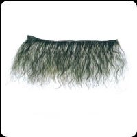 Remy Single Drawn Hand Weft Straight Hairs