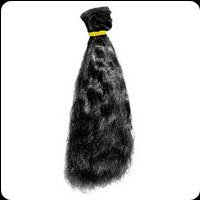 Remy Single Drawn Hand Weft Wavy Hairs