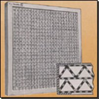 Dry Metallic Air Filters