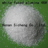 White Fused Alumina For Abrasives And Sandblasting