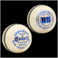 County (White) Cricket Balls