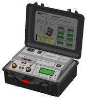 Winding Ohm Meter And Tap Changer Analyzer