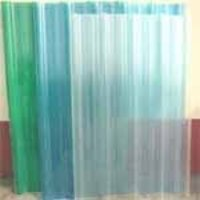 Fiberglass Transparent Roofing Sheets