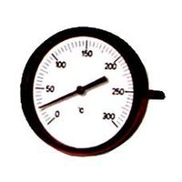 Bi-Metallic Gauge