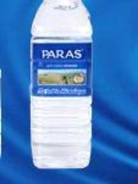 Packaged Drinking Waters
